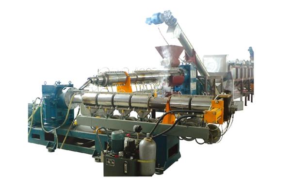 SJ150-120废薄膜回收造粒机