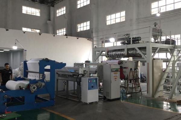 鄂州聚丙烯熔喷无纺布生产线